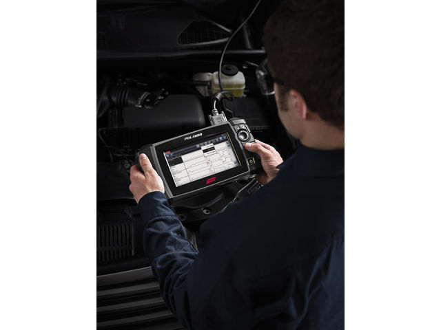 Sun tablette diagnostic pdl 4000 de snap on equipment for Diagnostic garage gratuit